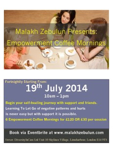 Empowerment Coffee Mornings