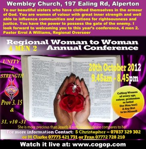 Woman2Woman Conference